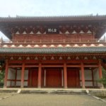 大徳寺山門(金毛閣)