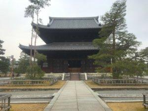 妙心寺仏殿