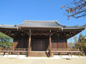 仁和寺観音堂